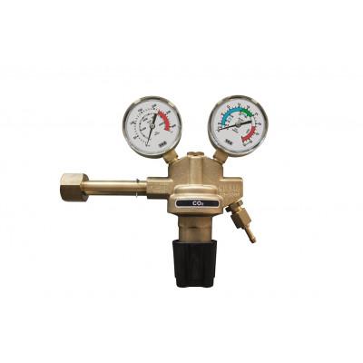 Reduceerventiel met 2 manometers